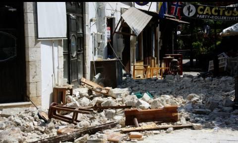Σεισμός: Πού θα «χτυπήσει» ο Εγκέλαδος μετά τη Μυτιλήνη και την Κω;