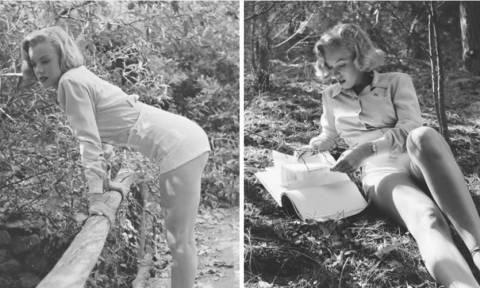 Σπάνιες φωτογραφίες: Όταν το περιοδικό LIFE απέρριψε την άγνωστη Μέριλιν Μονρόε
