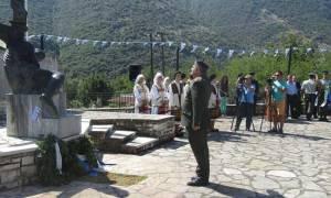 Εκδηλώσεις μνήμης για το ολοκαύτωμα της Μουσιωτίτσας για τα 74 χρόνια από τη ναζιστική θηριωδία