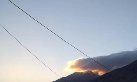 Κρήτη: Μαρτυρίες κατοίκων για UFO σε χωριό της Μεσαράς! (vid)