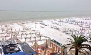 Ιταλία: Δυο νεκροί από τη σφοδρή κακοκαιρία