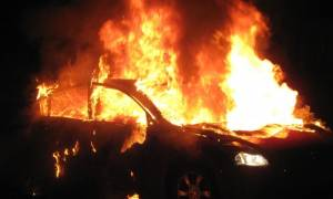 Φρικτός θάνατος άνδρα στη Βοιωτία – Κάηκε ζωντανός μέσα στο αυτοκίνητό του