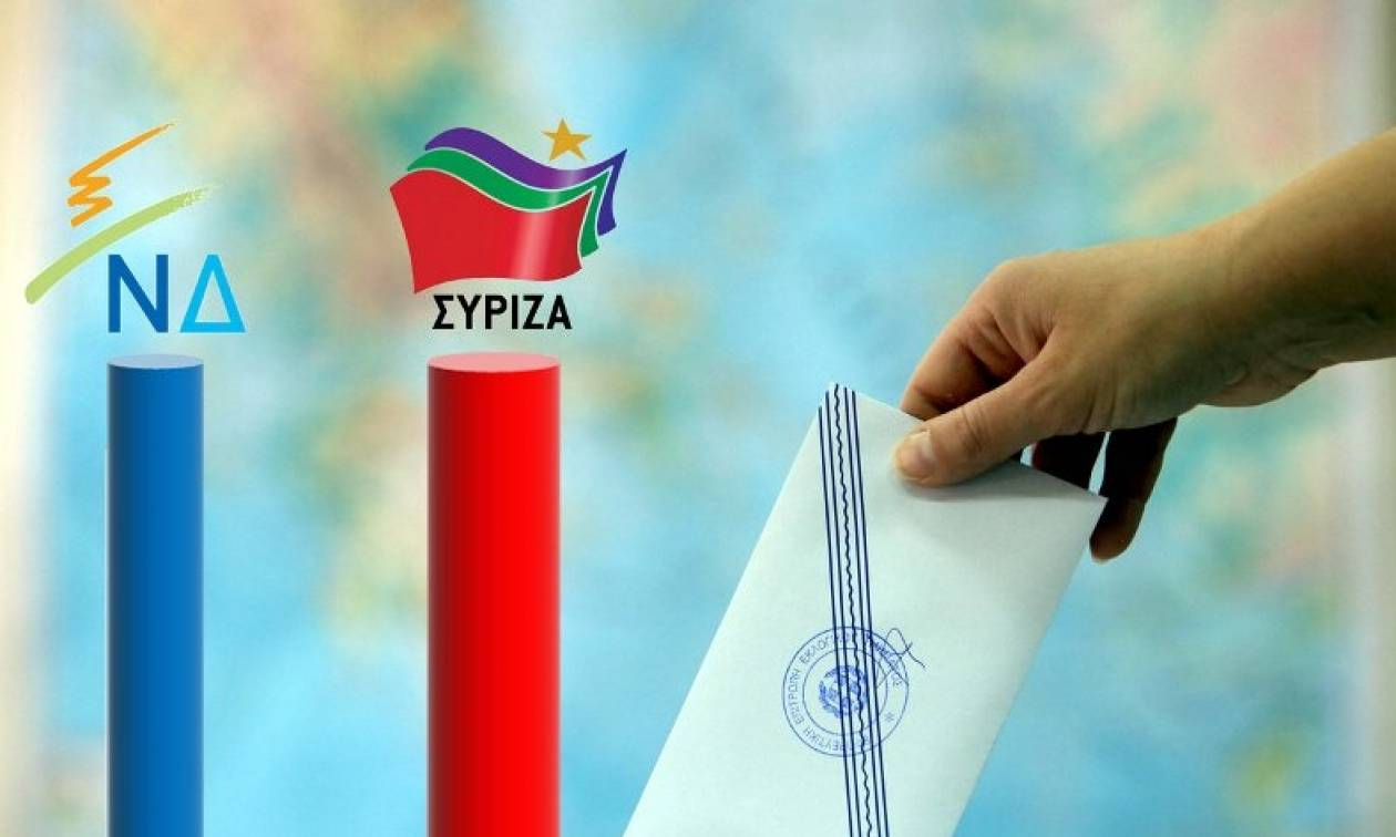 H δημοσκόπηση που φέρνει μπροστά το ΣΥΡΙΖΑ και άλλα... παραμύθια