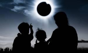 Όραση: Πώς επηρεάζεται από την έκλειψη ηλίου
