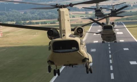 Συνετρίβη στρατιωτικό ελικόπτερο στο Μάλι