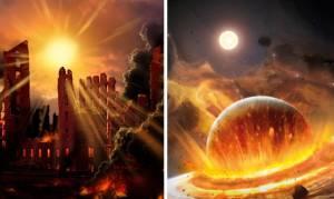 «Έρχεται το τέλος του κόσμου στις 21 Αυγούστου - Η Γη θα βυθιστεί στο σκοτάδι»