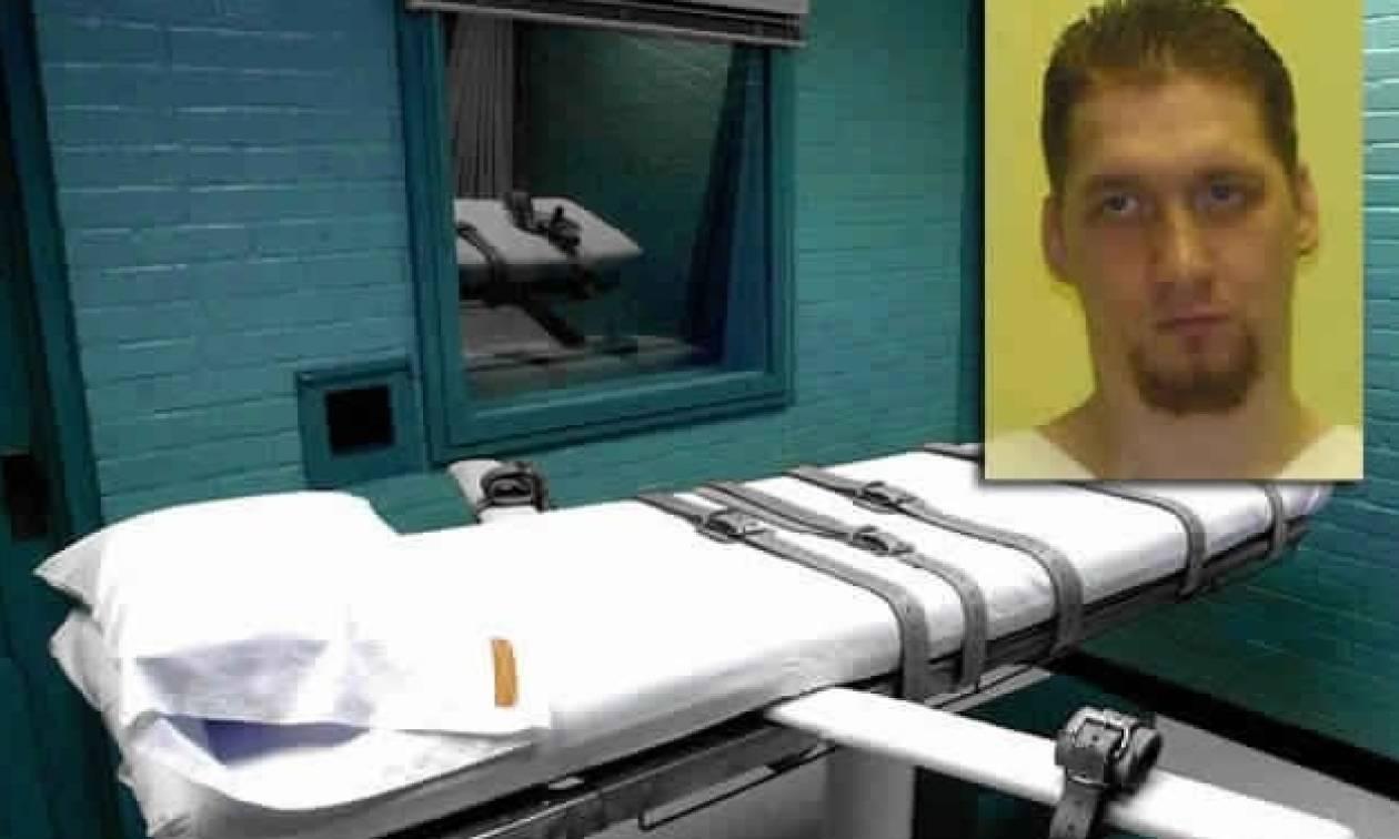 Εκτελέστηκε κρατούμενος που βίασε και σκότωσε τρίχρονο κοριτσάκι
