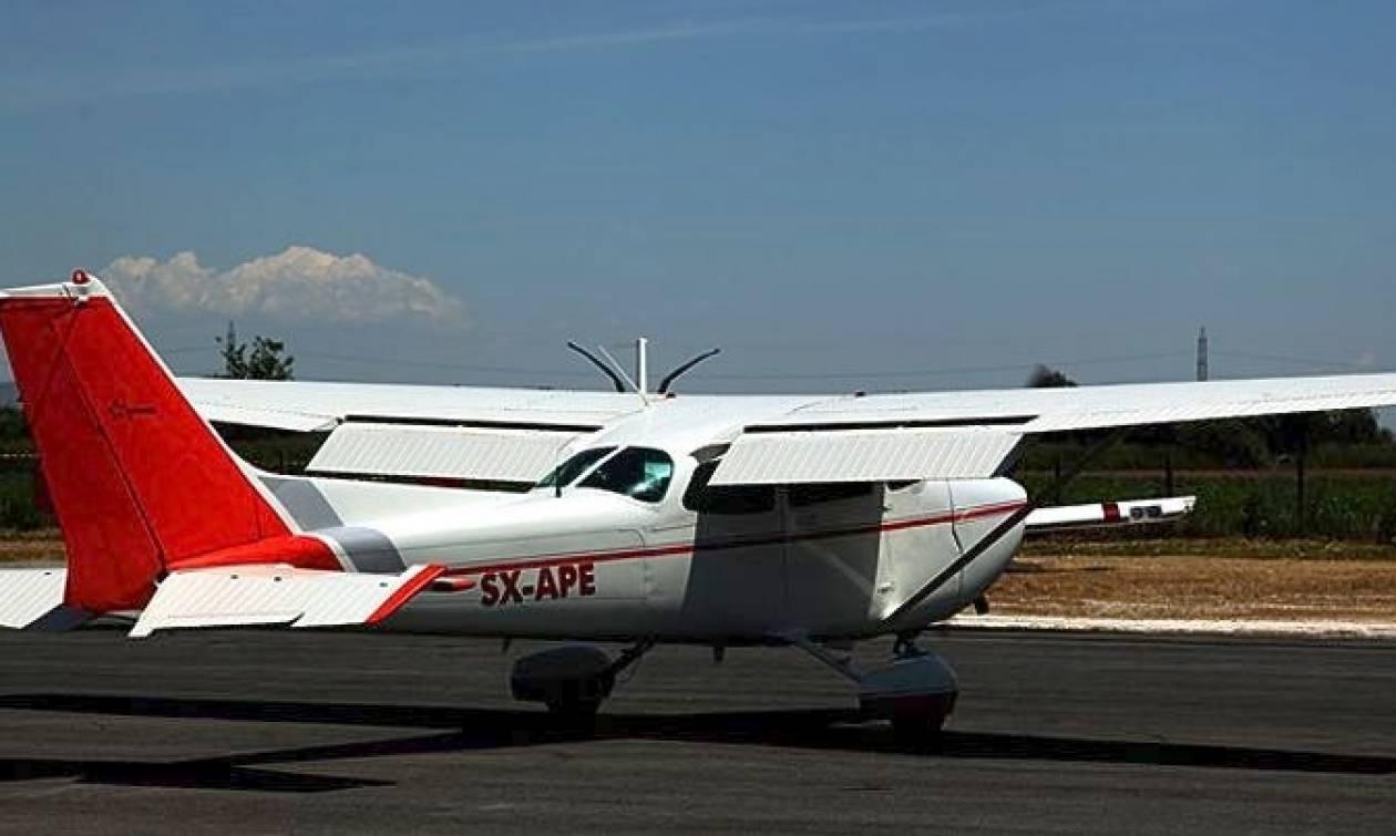 Πτώση αεροσκάφους Λάρισα: Εντοπίστηκαν νεκροί και οι 2 επιβαίνοντες