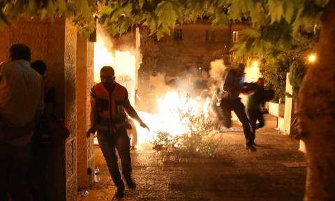ΟΗΕ: Έντονη ανησυχία για γενικευμένη σύρραξη στην Ιερουσαλήμ