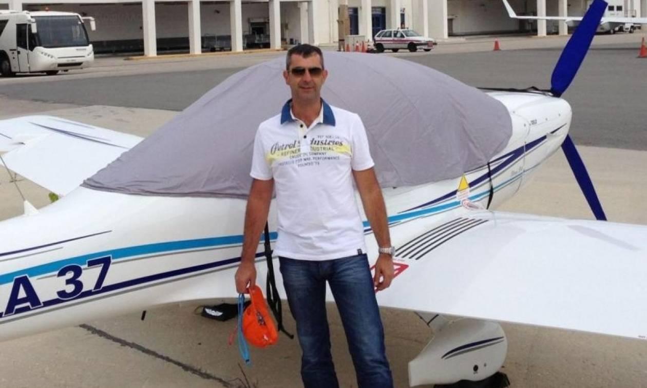 Πτώση αεροπλάνου στη Λάρισα: Το μεγάλο μυστικό του 43χρονου επιχειρηματία και η πτήση του θανάτου