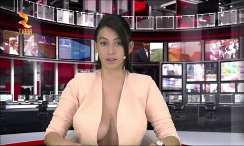 Έτσι προσπαθούν να κερδίσουν τις δουλειές οι τηλεπαρουσιάστριες στην Αλβανία! (Vid)
