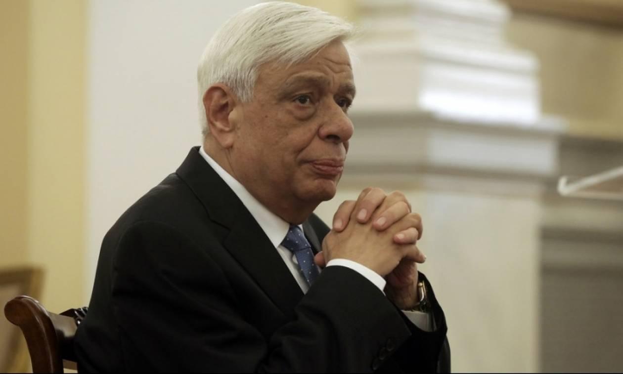Παυλόπουλος: Οι Έλληνες αντέχουν παρά τα τεράστια προβλήματα