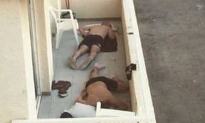 Κάβος: «Τύφλα» στο μεθύσι δεκάδες τουρίστες γίνονται viral  (pics)