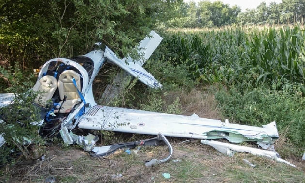 Πτώση αεροσκάφους Λάρισα: Πολύ νωρίς για να βγουν ασφαλή συμπεράσματα για τα αίτια του δυστυχήματος