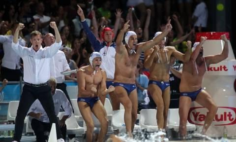 Άλλος ένας χαμένος ημιτελικός για την εθνική πόλο - Ήττα 7-5 από την Ουγγαρία