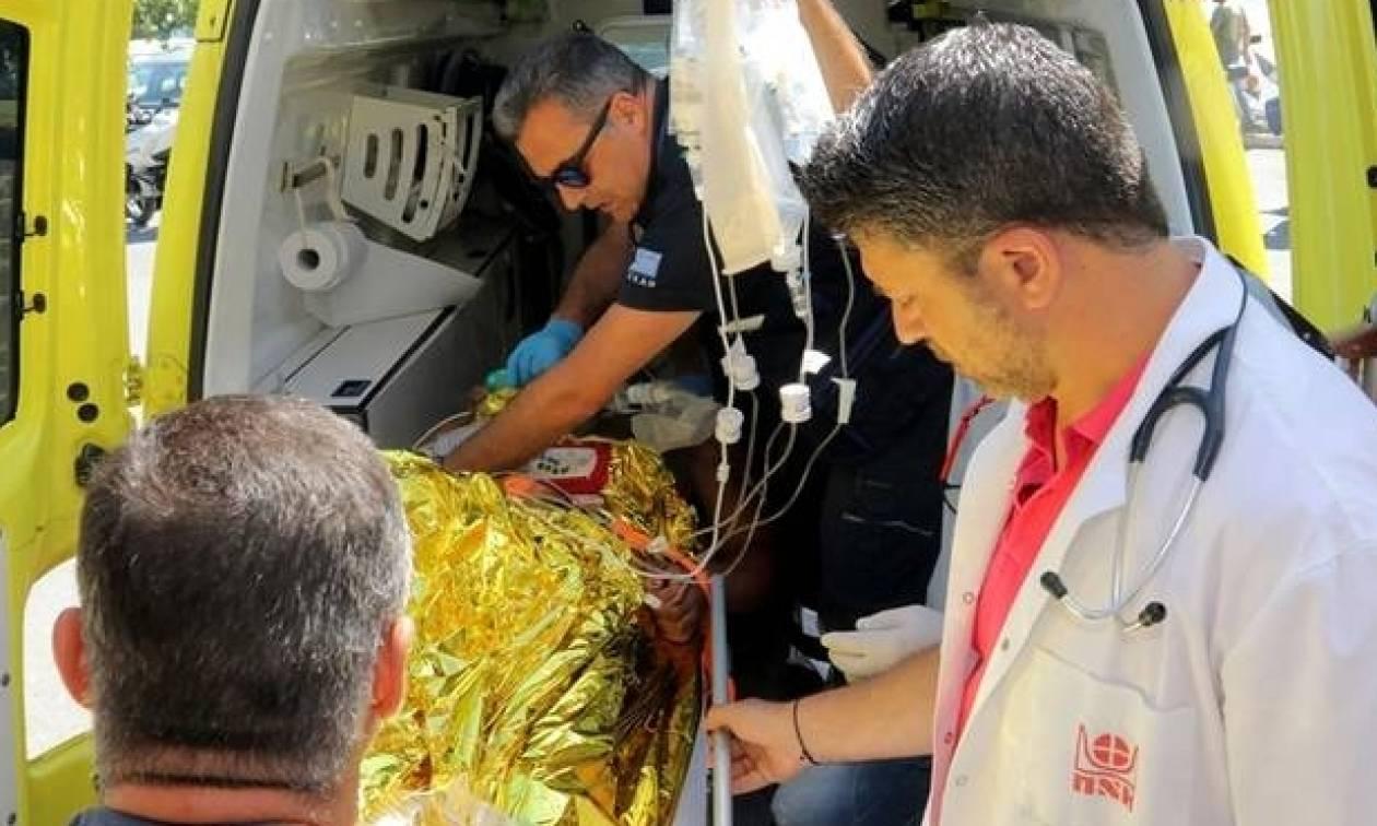 Σεισμός Κως: Επέστρεψαν στις πατρίδες τους οι δύο τουρίστες τραυματίες