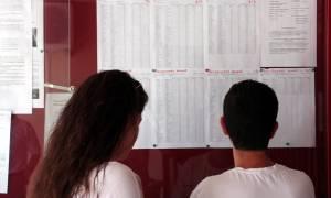 Βάσεις 2017: Οι τελευταίες εκτιμήσεις και για τις 455 σχολές σε ΑΕΙ - ΤΕΙ (ΑΝΑΛΥΤΙΚΟΙ ΠΙΝΑΚΕΣ)