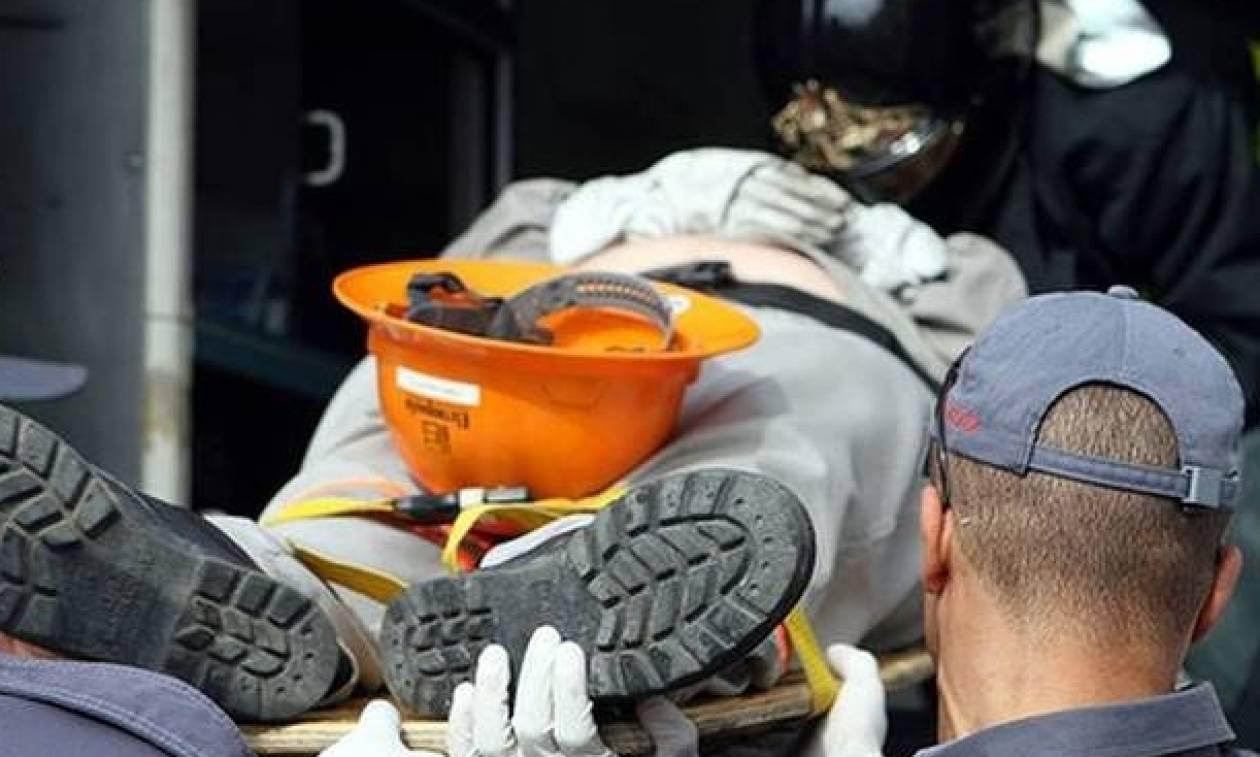 Χανιά: Εργάτης κεραυνοβολήθηκε από το ρεύμα
