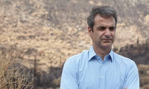 Μητσοτάκης εναντίον Τσίπρα: «Κάνατε τους αστυνομικούς ταξιτζήδες του Ρουβίκωνα»