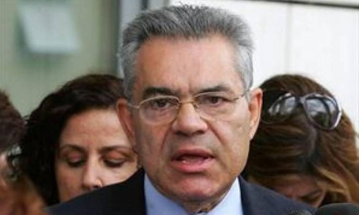 Ένοχος για ξέπλυμα βρώμικου χρήματος στην υπόθεση της Siemens ο Τάσος Μαντέλης