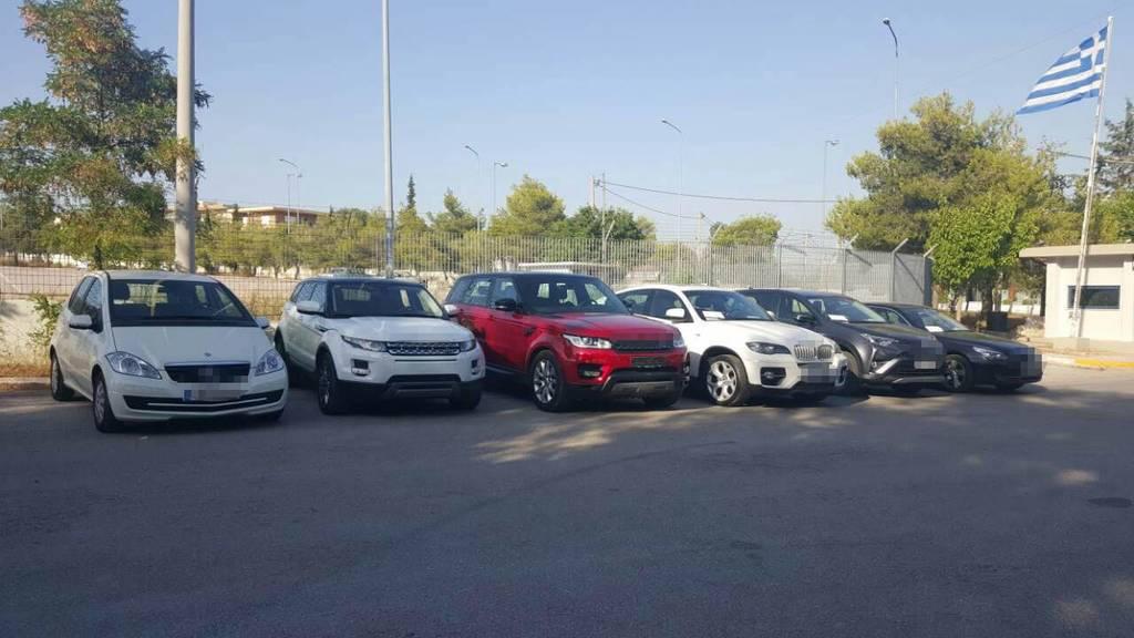 Εξαρθρώθηκε η σπείρα που έκλεβε πολυτελή οχήματα – Θύματα πασίγνωστοι επιχειρηματίες και εφοπλιστές