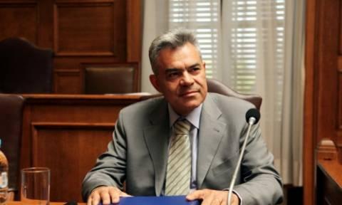 Ποινή κάθειρξης 8 ετών στον Τάσο Μαντέλη για μίζα από τη Siemens