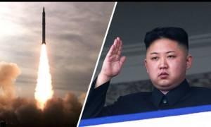 Παγκόσμιος συναγερμός: Εκτόξευση νέου βαλλιστικού πυραύλου από τη Βόρεια Κορέα