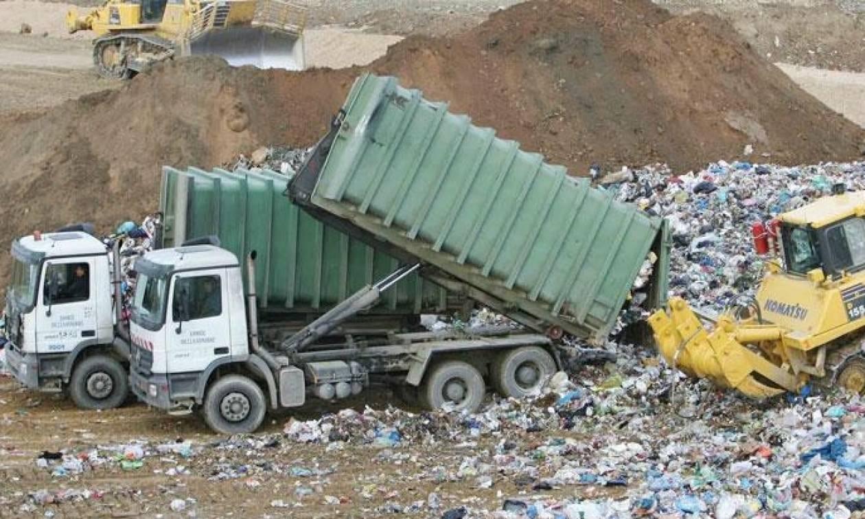 Ζάκυνθος: Πυροβόλησαν οχήματα στον υπό κατασκευή ΧΥΤΥ