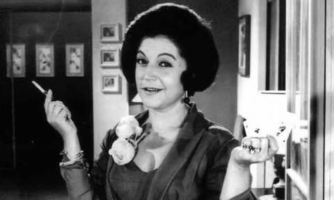 Σαν σήμερα το 2004 πεθαίνει η ανεπανάληπτη ηθοποιός Ρένα Βλαχοπούλου