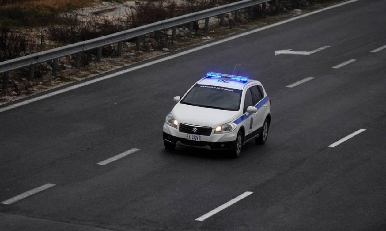 Θεσσαλονίκη: Αστυνομική καταδίωξη στην Εγνατία Οδό