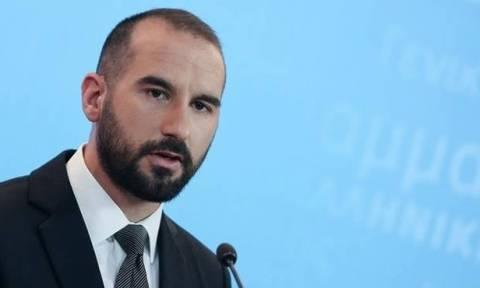 Τζανακόπουλος: «Η χώρα πορεύεται με αναπτυξιακό σχέδιο, και όχι με κριτήριο την ενίσχυση φίλων»