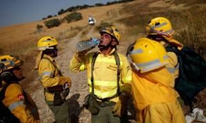 Στη μάχη με τις φλόγες και η Ισπανία: Έγιναν στάχτη 10.000 στρέμματα