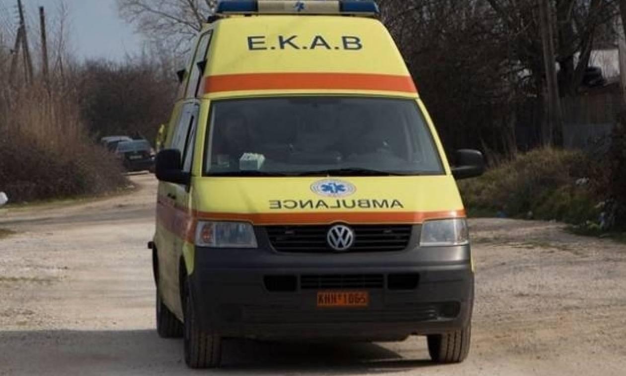Βόλος: Τέσσερις νέοι τραυματίστηκαν σε τροχαίο – Νοσηλεύονται στο νοσοκομείο