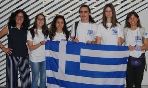 8η Διεθνής Ολυμπιάδα Βιολογίας: Και φέτος οι Έλληνες φέρνουν μετάλλια!