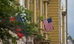 Вашингтон назвал необоснованным решение Москвы о сокращении числа дипломатов США в РФ
