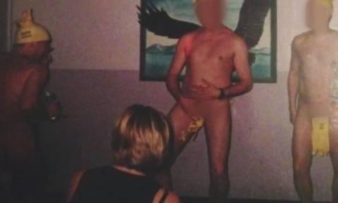 Εικόνες - ΣΟΚ: Σεξουαλική επίθεση σε γυναίκα στρατιωτικό της Αεροπορίας on camera (pics+vid)