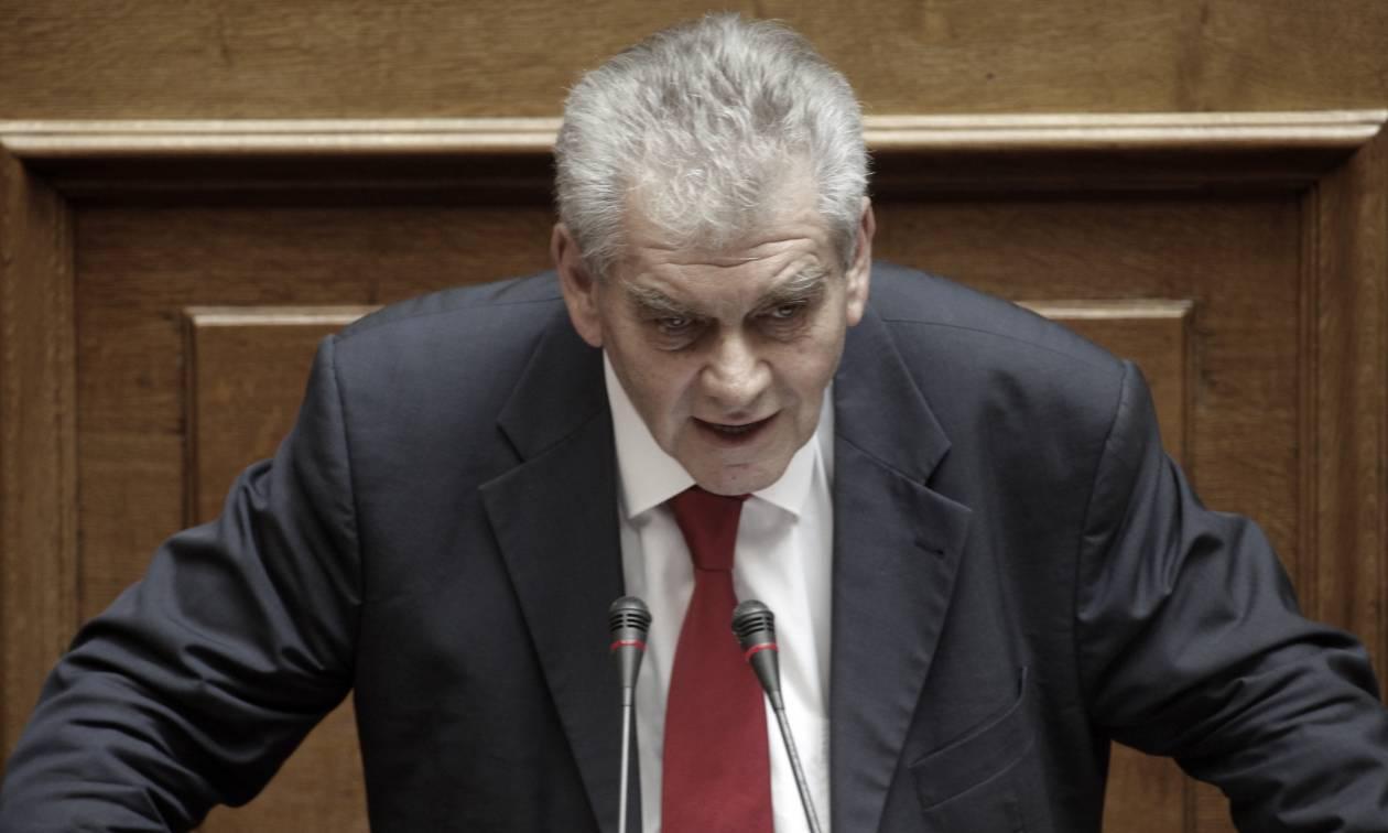 Παπαγγελόπουλος: Απρέπεια η ανάμειξη του ονόματος του Παπούλια σε απονομές χάριτος για ναρκοεμπόρους