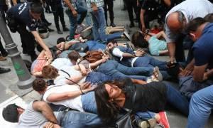 Πογκρόμ συλλήψεων στην Τουρκία: Περισσότερα από χίλια άτομα υπό κράτηση σε μια βδομάδα