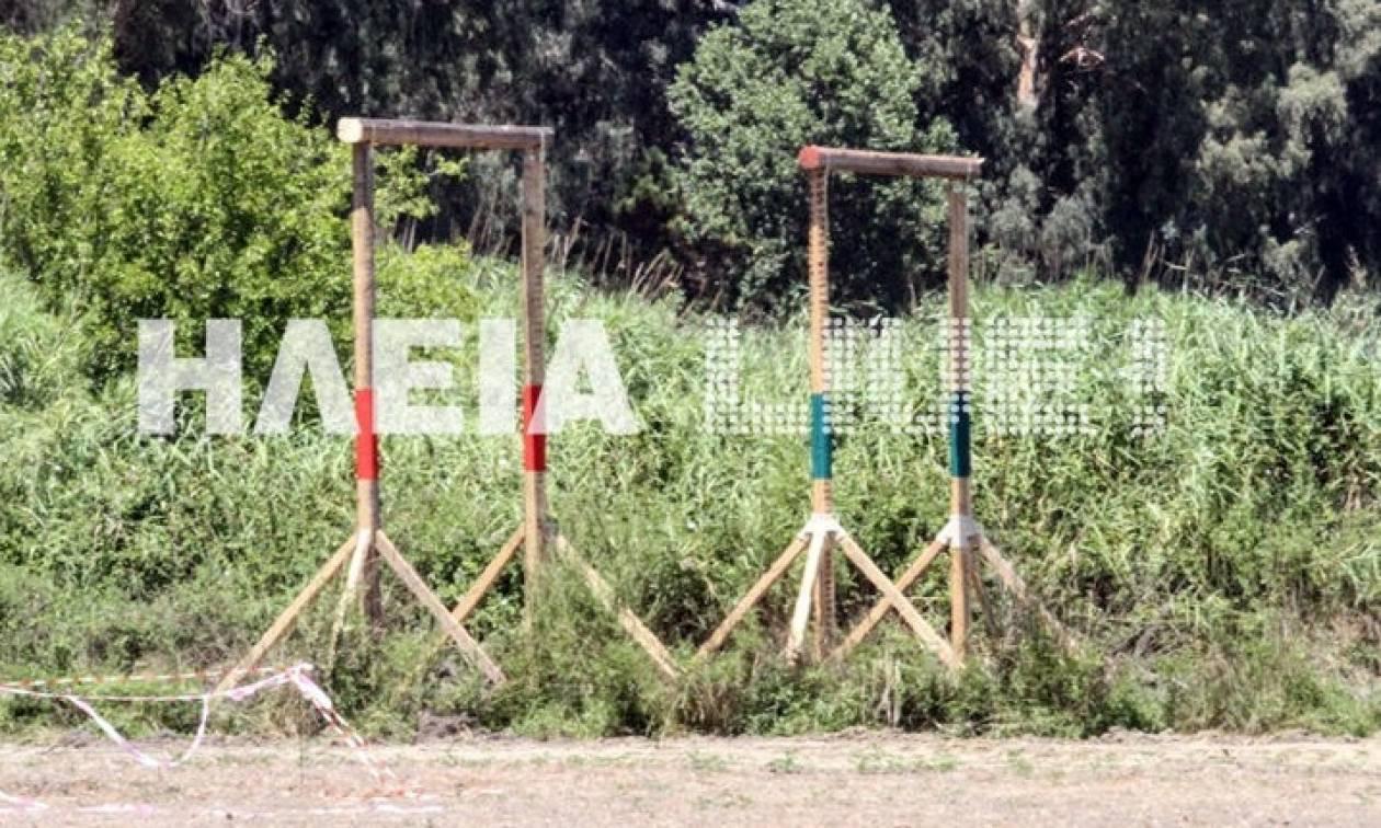 Survival: Οι πρώτες φωτογραφίες από τον στίβο μάχης στην Κουρούτα (photos)