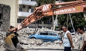 Σεισμός Κως: Μη κατοικήσιμα κρίθηκαν 141 σπίτια