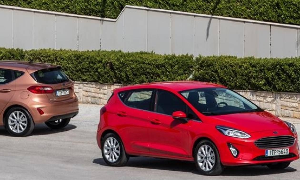 Το Νέο Ford Fiesta με 8 xρόνια Εργοστασιακή Εγγύηση