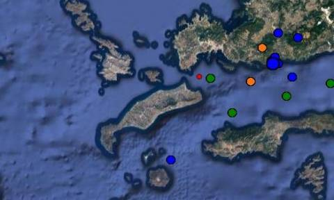 Σεισμός ΤΩΡΑ: Ταρακουνήθηκε πάλι η Κως