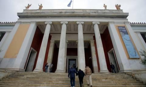 Η πανσέληνος του Αυγούστου στο Εθνικό Αρχαιολογικό Μουσείο