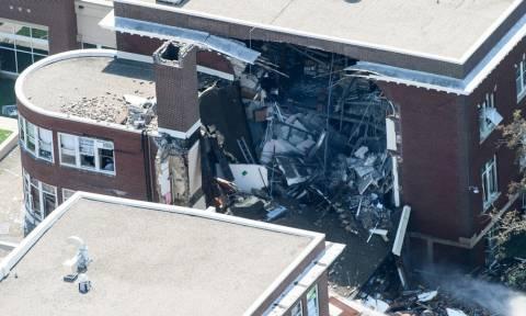 ΗΠΑ: Έκρηξη σε σχολείο στη Μινεάπολη - Εντοπίστηκε και δεύτερος νεκρός