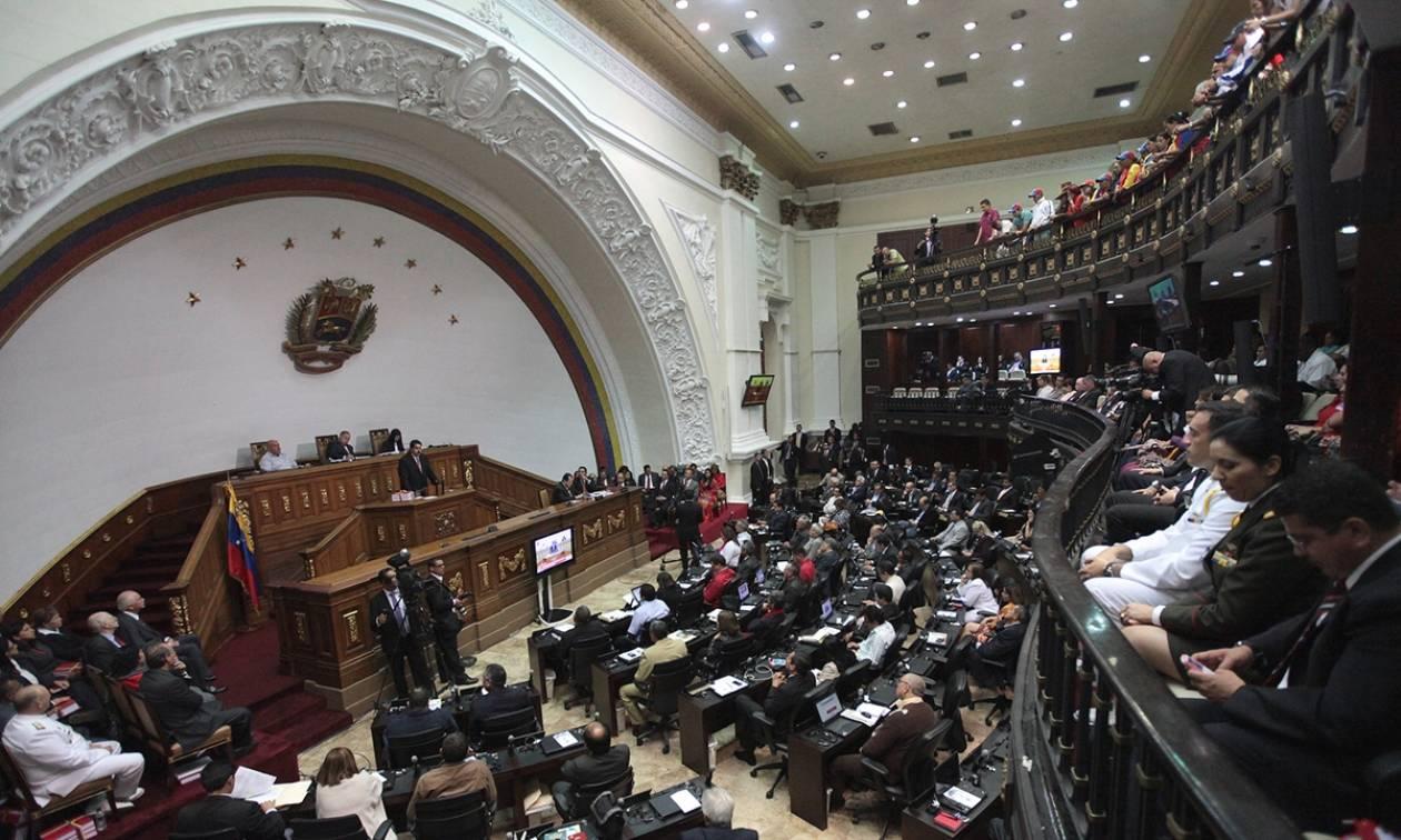 Οι ΗΠΑ αρνούνται να αναγνωρίσουν την εθνοσυνέλευση της Βενεζουέλας