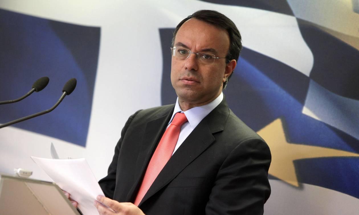 Σταϊκούρας για capital controls: Χωρίς αντίκρισμα οι υποσχέσεις της κυβέρνησης για την άρση τους