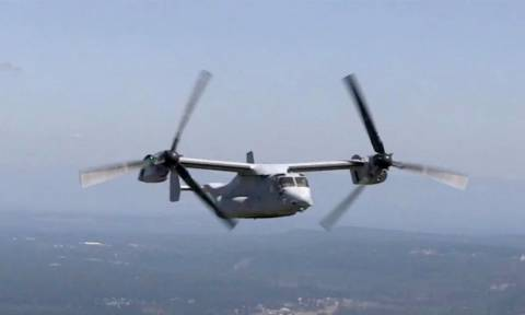 Αυστραλία: Αναγκαστική προσθαλάσσωση αεροσκάφους - Αγωνία για την τύχη τριών Αμερικανών πεζοναυτών