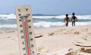 Καιρός: Επιμένει ο καύσωνας! Πού θα σημειωθούν οι υψηλότερες θερμοκρασίες