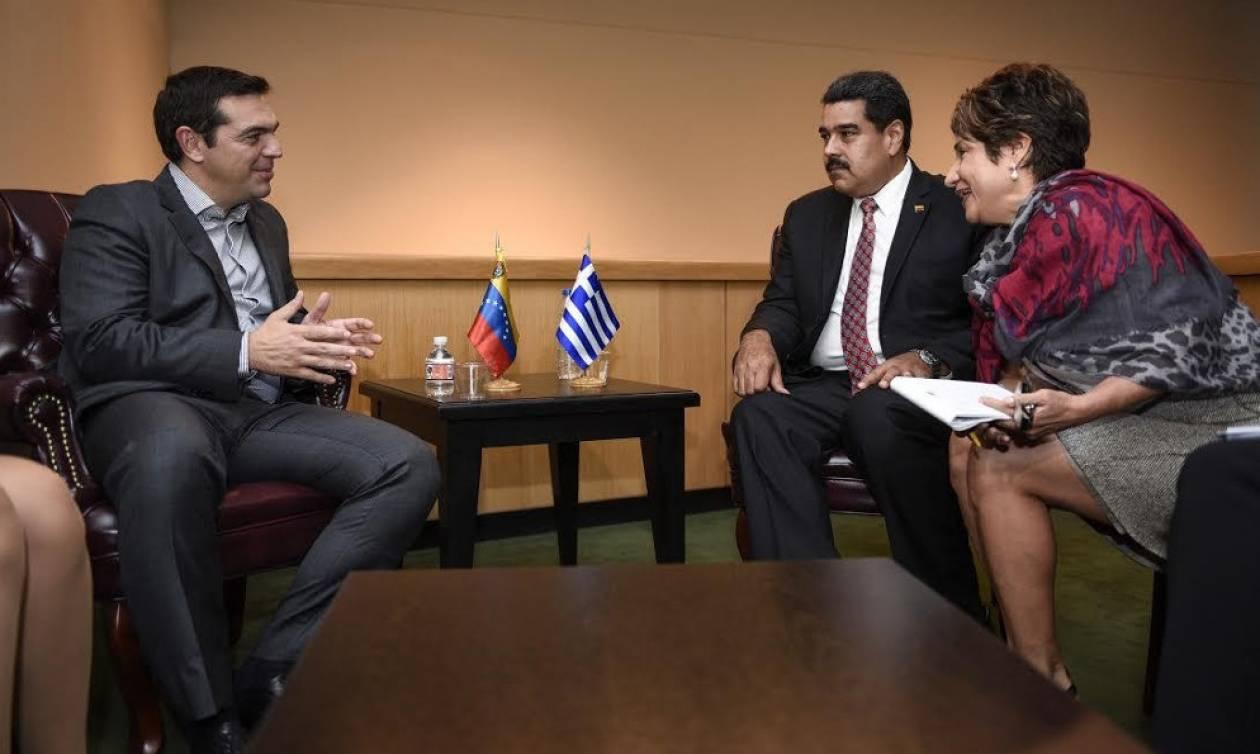 Νέες αποκαλύψεις για το ραντεβού Τσίπρα-Μαδούρο: Έψαχναν λεφτά για Grexit σε Εκουαδόρ και Αργεντινή