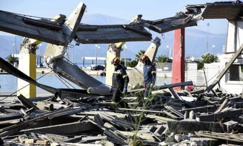Δήμος Πατρέων: Μετρήσεις για αμίαντο στον αέρα μετά την πτώση του στεγάστρου